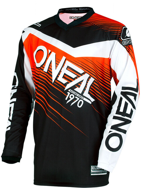 ONeal Element Jersey Youth Racewear black/orange